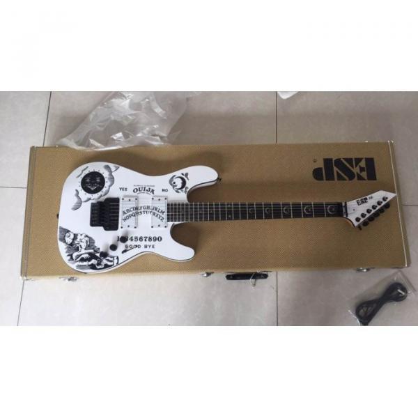 ESP KH2OUIJA Kirk Hammett Ouija Custom Electric Guitar #9 image