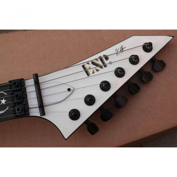 Custom Shop KH2OUIJA ESP Kirk Hammett Ouija Electric Guitar #7 image