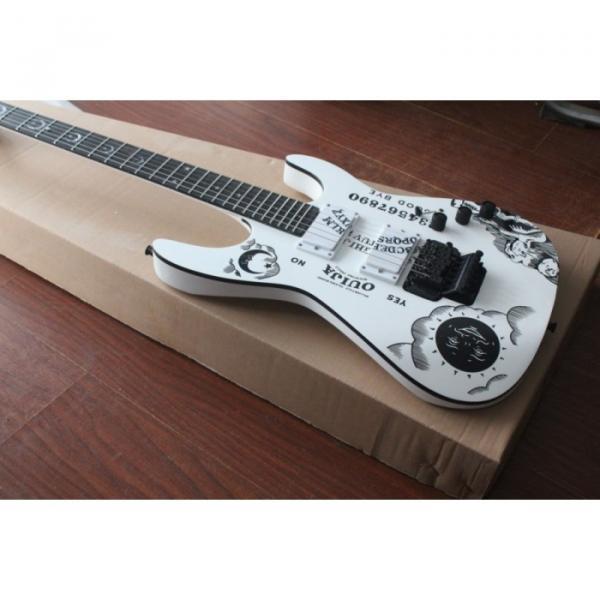 Custom Shop KH2OUIJA ESP Kirk Hammett Ouija Electric Guitar #11 image