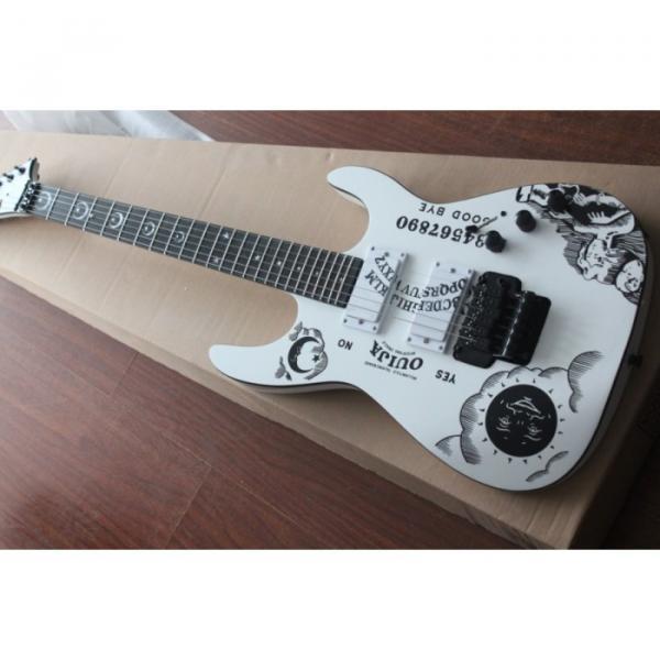 Custom Shop KH2OUIJA ESP Kirk Hammett Ouija Electric Guitar #12 image
