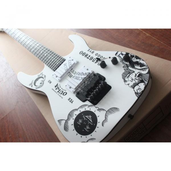 Custom Shop KH2OUIJA ESP Kirk Hammett Ouija Electric Guitar #14 image
