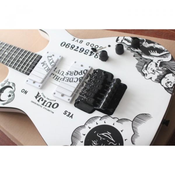 Custom Shop KH2OUIJA ESP Kirk Hammett Ouija Electric Guitar #18 image
