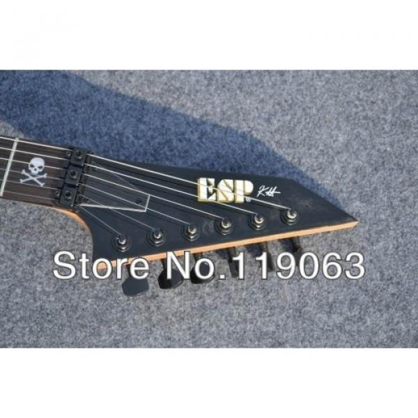 Custom Shop ESP KH2 Karloff Mummy Electric Guitar #7 image