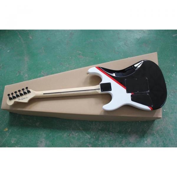 Custom Shop Charvel Warren De Martini White Electric Guitar #7 image
