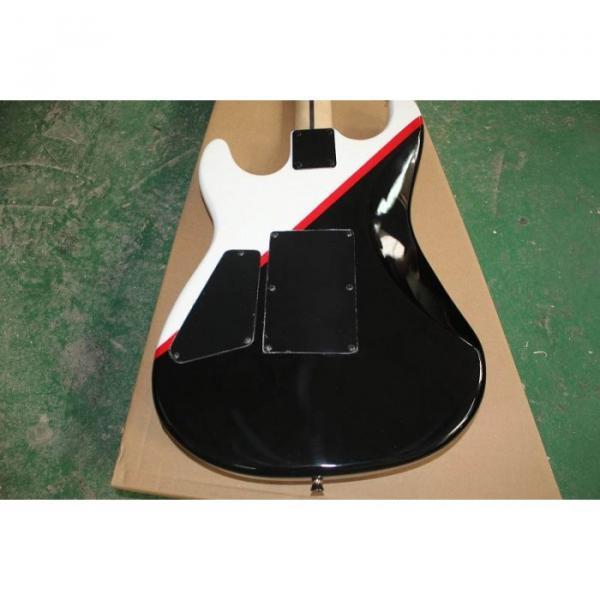 Custom Shop Charvel Warren De Martini White Electric Guitar #8 image