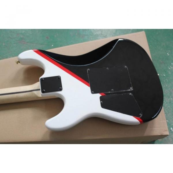 Custom Shop Charvel Warren De Martini White Electric Guitar #9 image