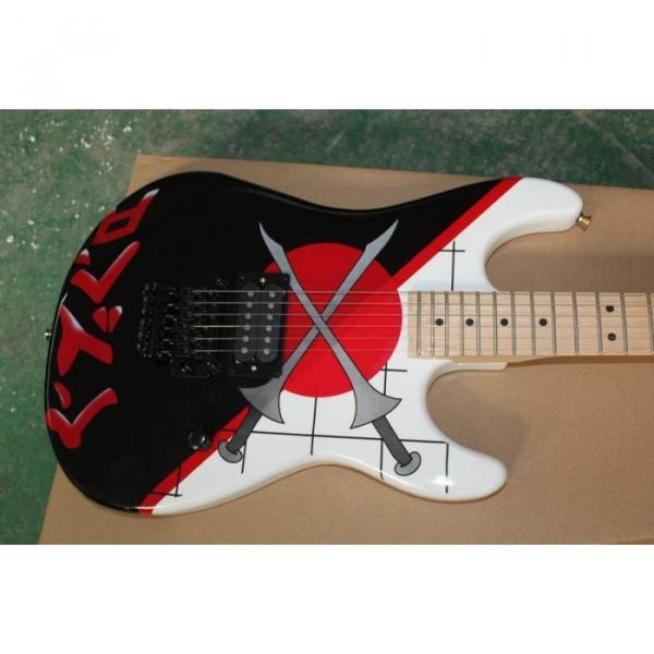 Custom Shop Charvel Warren De Martini White Electric Guitar #10 image