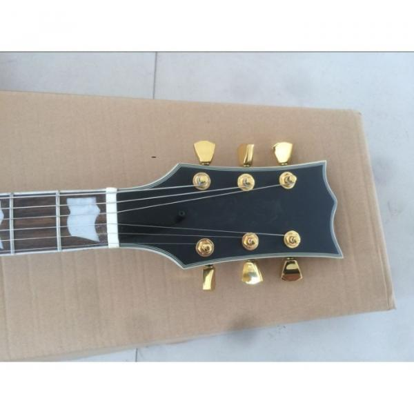 Custom Shop ESP Metal Iron Cross Electric Guitar #9 image