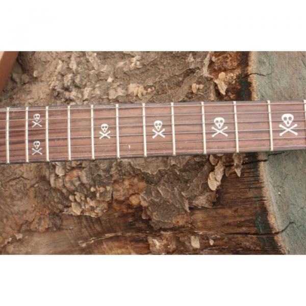 Custom Movie ESP Karloff Mummy Electric Guitar #10 image