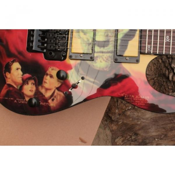 Custom Movie ESP Karloff Mummy Electric Guitar #14 image