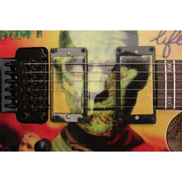 Custom Movie ESP Karloff Mummy Electric Guitar #16 image