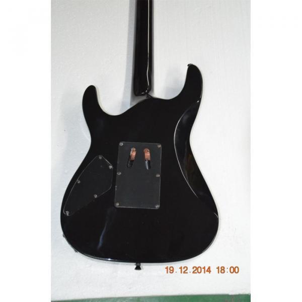 Custom  Shop LTD Gray ESP Electric Guitar #7 image