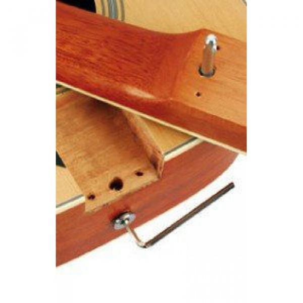 Superb New Eko Ranger 12 Vintage Re-issue Acoustic 12 String Guitar Zero Fret #5 image