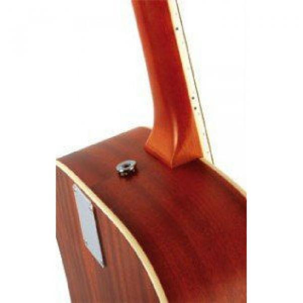 Superb New Eko Ranger 12 Vintage Re-issue Acoustic 12 String Guitar Zero Fret #6 image