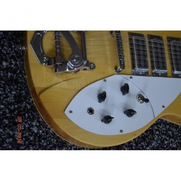 Custom Shop 12 String 340 Natural Electric Guitar #12 image