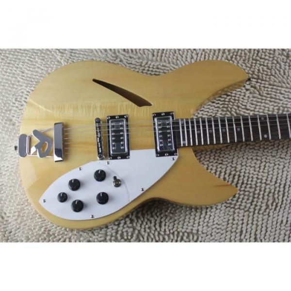 Custom 12 Strings 330 Natural 3 pcs Neck Guitar #6 image