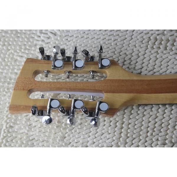 Custom 12 Strings 330 Natural 3 pcs Neck Guitar #9 image