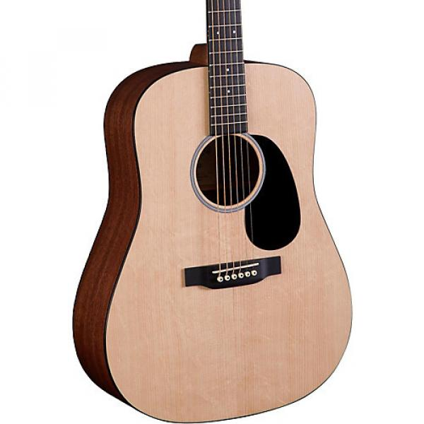 Martin Road Series DRS2 Dreadnought Acoustic-Electric Guitar Natural #1 image