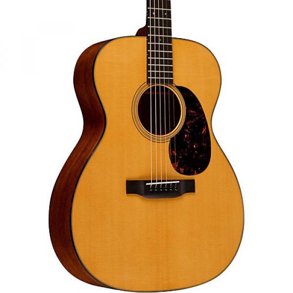 Martin Standard Series 000-18 Auditorium Acoustic Guitar #1 image