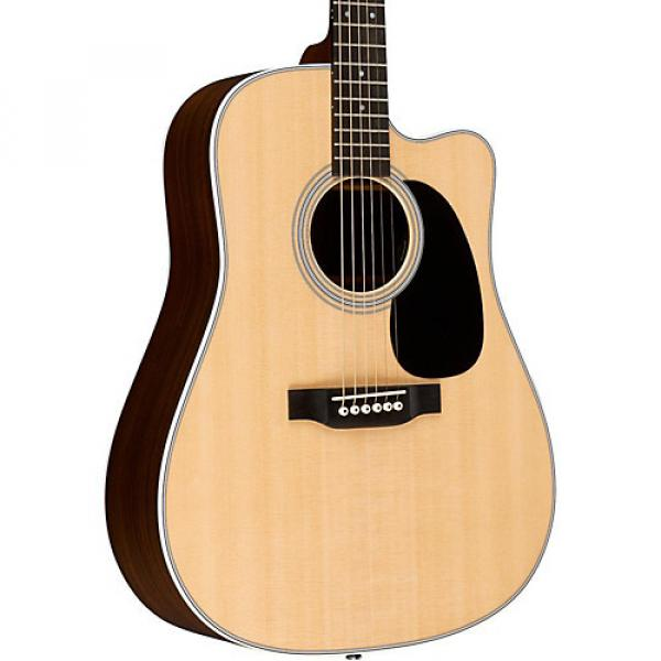Martin Standard Series DC-28E Dreadnought Acoustic-Electric Guitar #1 image