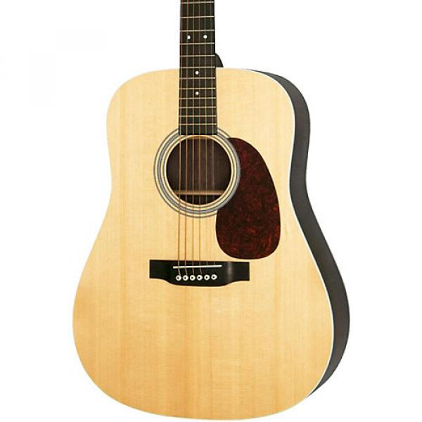 Martin Custom MMV Dreadnought Acoustic Guitar Natural #1 image