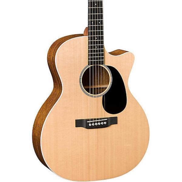 Martin GPCRSG Grand Performance Acoustic-Electric Guitar Natural #1 image