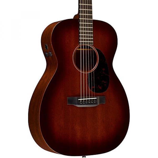 Martin Retro Series 00-15E Grand Concert Acoustic-Electric Guitar 15-Style Burst #1 image