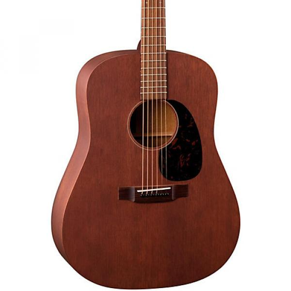 Martin 15 Series D-15M Dreadnought Acoustic Guitar #1 image