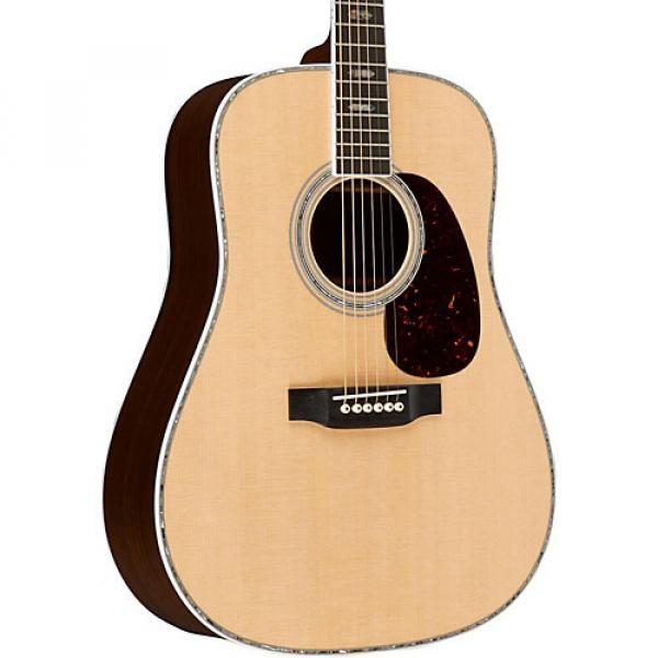 Martin Standard Series D-41 Dreadnought Acoustic Guitar #1 image