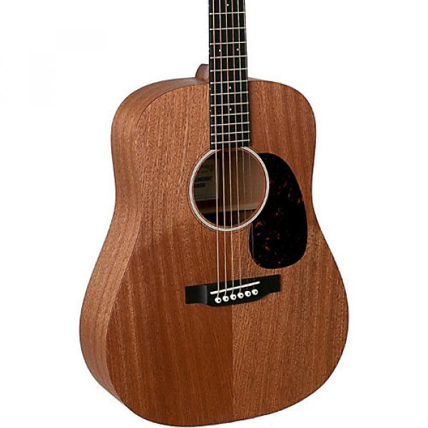 Martin DJR2 Dreadnought Junior Acoustic Guitar Natural #1 image