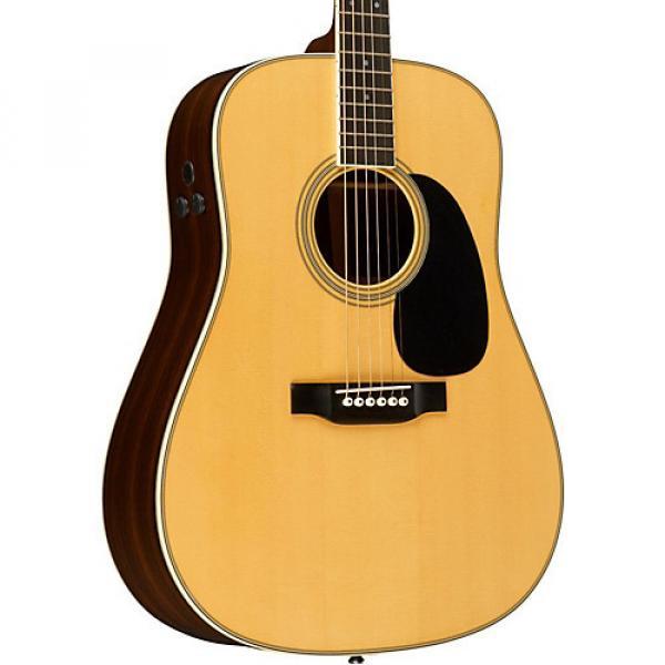 Martin Retro Series D-35E Dreadnought Acoustic-Electric Guitar #1 image