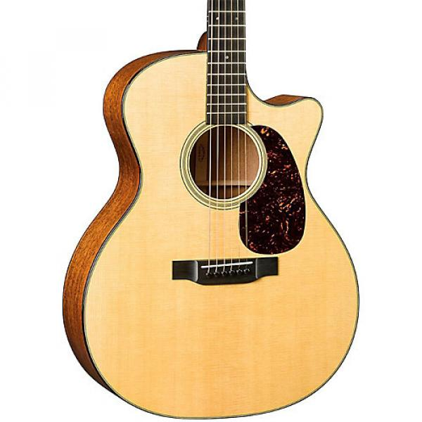 Martin Standard Series GPC-18E Grand Performance Acoustic-Electric Guitar Natural #1 image
