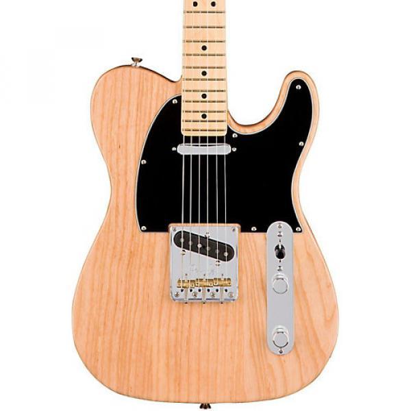 Fender American Professional Telecaster Maple Fingerboard Electric Guitar Natural #1 image