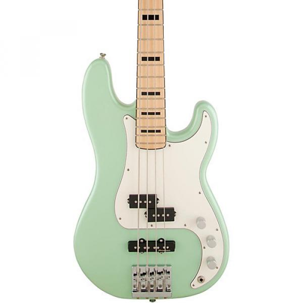 Fender Special Edition Deluxe PJ Bass Sea Foam Pearl #1 image