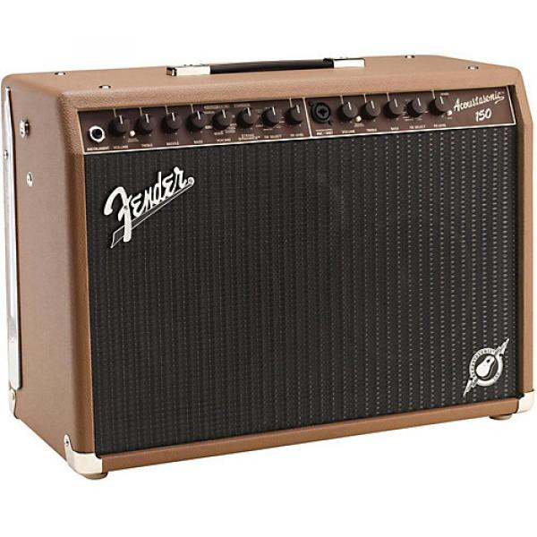 Fender Acoustasonic 150 150W 2x8 Acoustic Guitar Combo Amp #1 image
