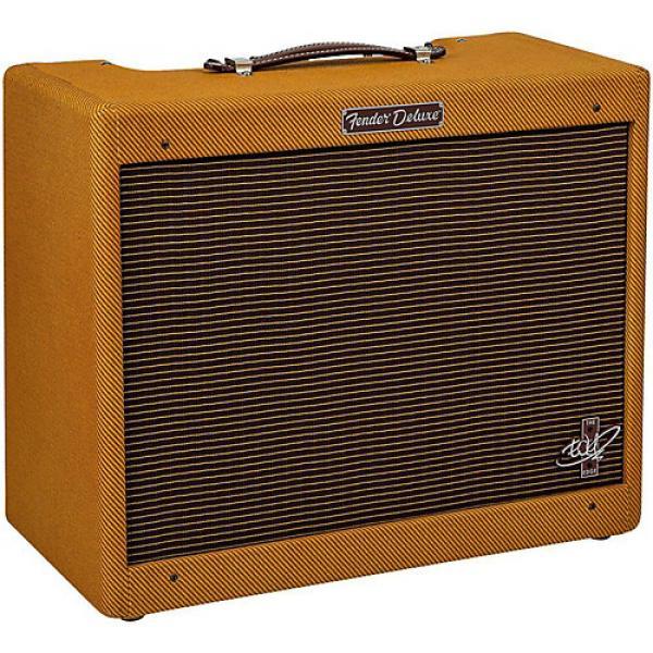 Fender The Edge Deluxe 1x12 Tube Combo Amp Tweed #1 image
