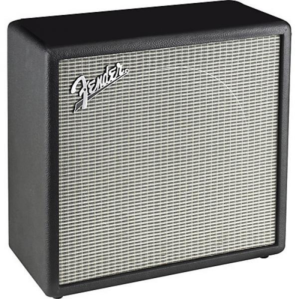 Fender Super-Champ 112 1x12 Guitar Speaker Cabinet Black #1 image