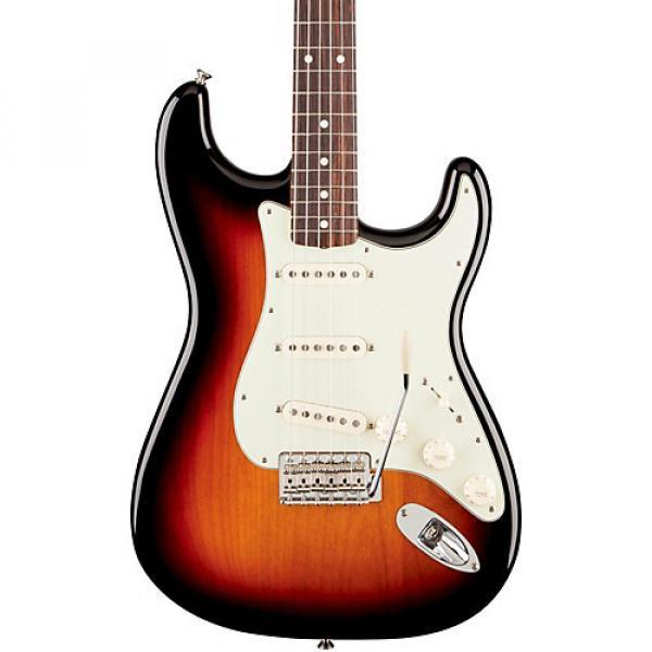 Fender Classic Series '60s Stratocaster Lacquer 3 Tone Sunburst #1 image