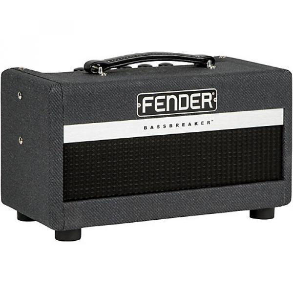 Fender Bassbreaker 007 7W Tube Guitar Amp Head #1 image