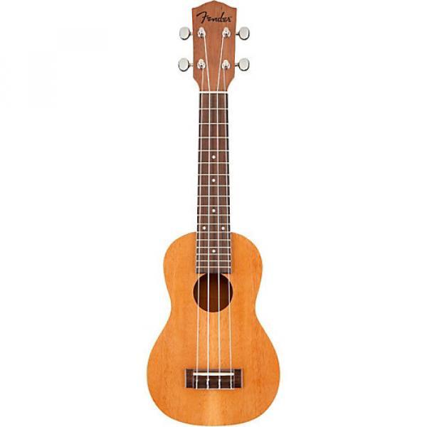 Fender Piha'ea Soprano Ukulele #1 image