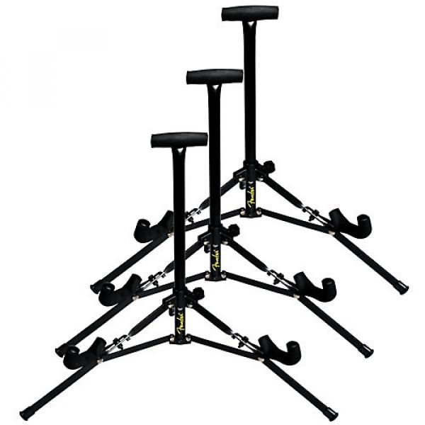 Fender Mini Electric Guitar Stand 3-Pack #1 image