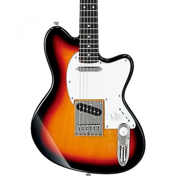 Ibanez Talman Series TM302 Electric Guitar Tri-Fade Burst Rosewood Fingerboard #1 image