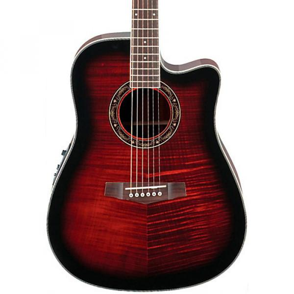 Ibanez Performance Series PF28ECE Acoustic-Electric Guitar #1 image