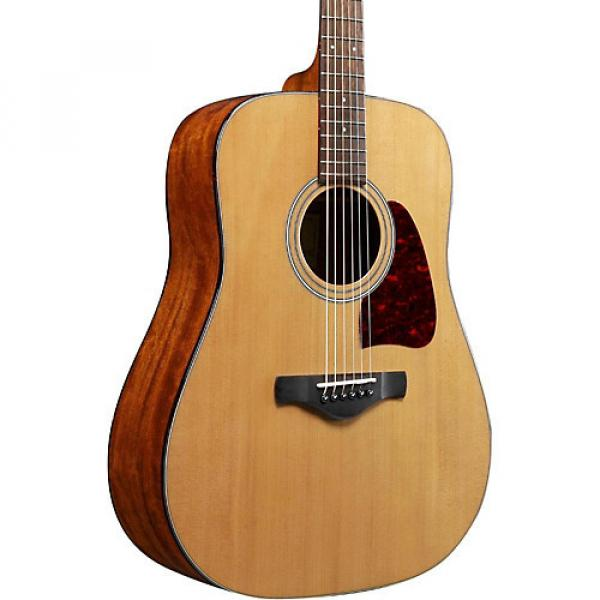 Ibanez AVD9 Artwood Vintage Dreadnought Acoustic Guitar Natural #1 image