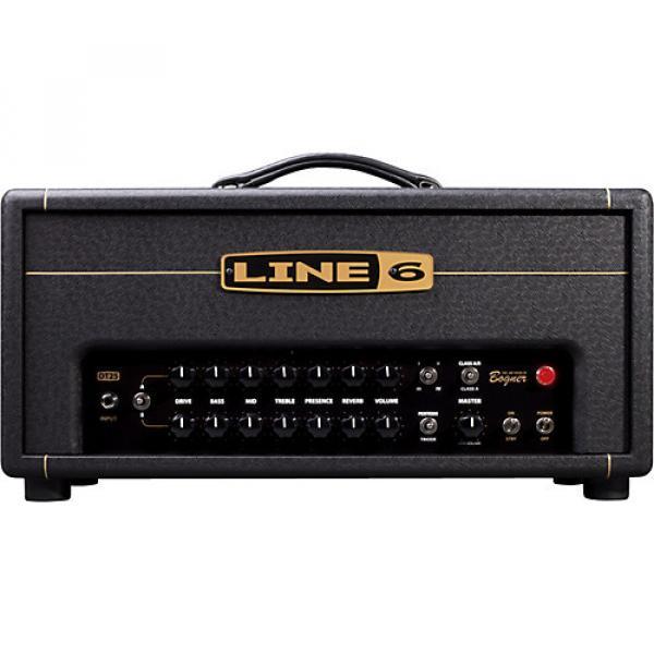 Line 6 DT25 25W Tube Guitar Amp Head #1 image